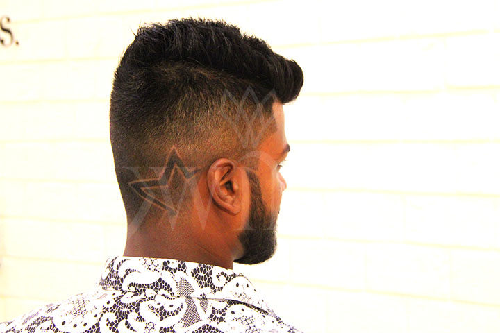WINK Unisex Salon - Haircut