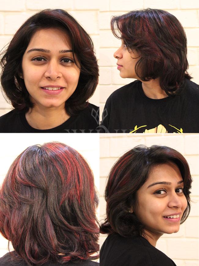 على طول مقياس دبلوماسي Short Hair Step With Layer Cut Kevinstead Com