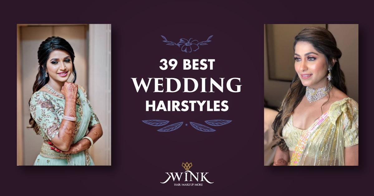 Wedding Hairstyle Design in Chennai