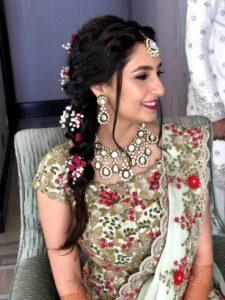 Beautiful braids - Best Wedding Hairstyle Design