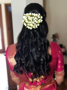 Flawless Tresses - Bridal Hairstyle Designs