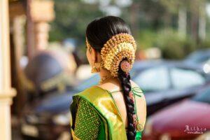 Floral Fantasy - Bridal Hairstyle Designs
