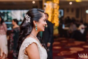 Light And Breezy - Bridal Hairstyle Designs