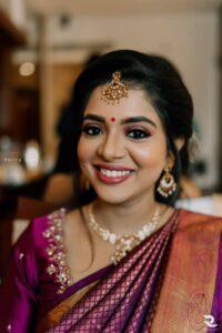 Resplendent Radiance - Bridal Hairstyle Designs