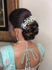 Snow Sprinkle - Bridal Hairstyle Designs