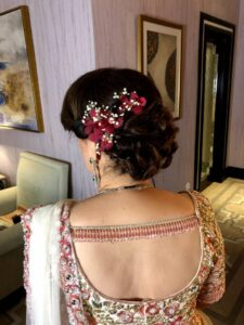 Timeless and tranquil - Bridal Hairstyle Designs
