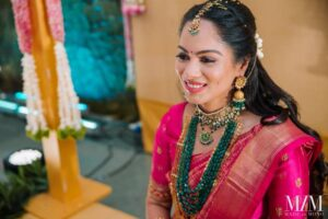 Traditionally Timeless - Bridal Hairstyle Designs
