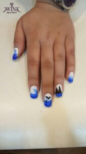 A DAY ON THE ISLAND - Nail Art Designs For Chennai Lovers