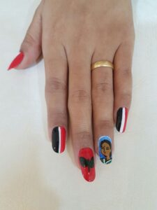 REMEMBERING THE GREATS - Nail Art Designs For Chennai Lovers