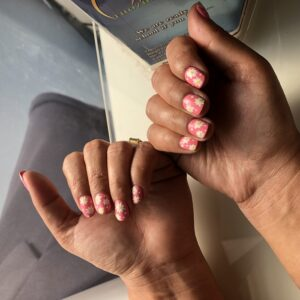 SWEET, SOFT AND SUBTLE - Nail Art Designs For Chennai Lovers