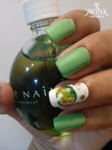 TIFFIN FOR THE WIN - Nail Art Designs For Chennai Lovers