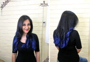 Blue them away - Hair Coloring Styles For Women