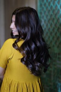 Layers of simplicity - Hair Coloring Styles For Women