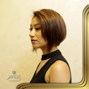 Shiny shade of brown - Hair Coloring Styles For Women