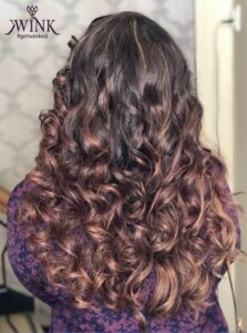 The beautiful burgundy - Hair Coloring Styles For Women