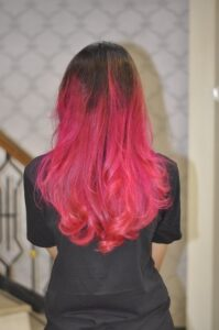 The perky pink - Hair Coloring Styles For Women