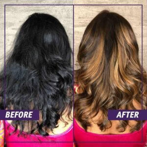 The silky brown - Hair Coloring Styles For Women