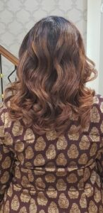 Wavy and chic brown - Hair Coloring Styles For Women
