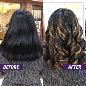 Wavy light brown - Hair Coloring Styles For Women