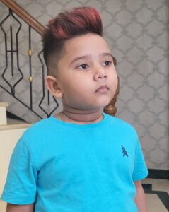 Low fade pomp - Hairstyles For Kids