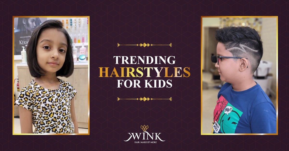Trending Hairstyles For Kids